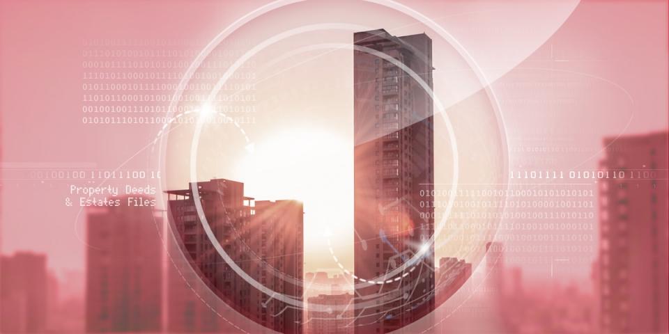 Property Deeds & Estate Files